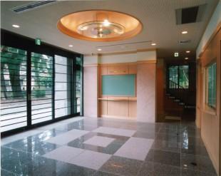 1階 ホール