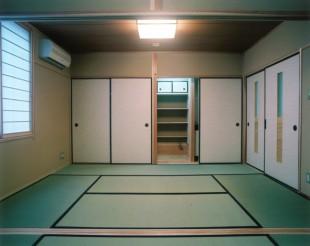 2階 控室