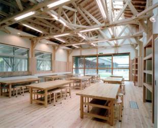 木工芸・自由工房棟 自由工房