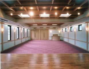 1階 参集殿